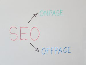on page seo off page seo