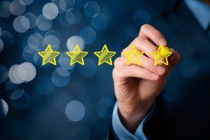 company reviews improve seo